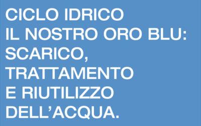 Ciclo idrico il nostro oro blu Cesena 18 ottobre