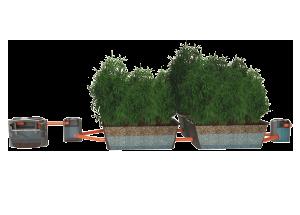 "HORINZONTAL FITODEPURATION PLANT ""IFD FO"""
